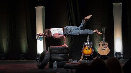 Akrobatik Fotografie