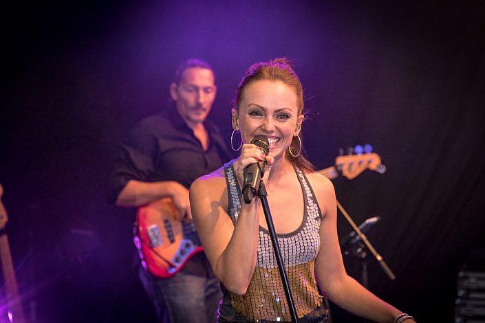 Party Sängerin