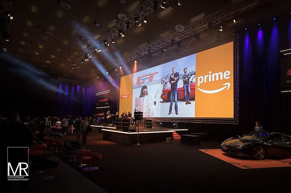 Eventfotograf bei Grand-Tour Premiere - Amazon Prime