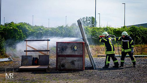 Feuerwehr event fotograf